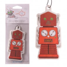 Fun Air Freshener - Dewberry Fragranced Robot