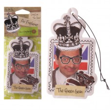 Fun Air Freshener - Licensed Raspberry Fragranced Mr Bean