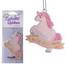 Fun Air Freshener - Fairy Cake Fragranced Unicorn
