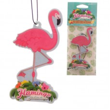 Funky Flamingo Design Air Freshener