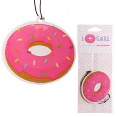 Sweet Donut Design Air Freshener