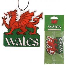 Welsh Dragon Ceredigion Breeze Air Freshener