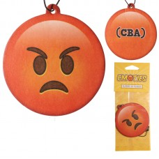 Raspberry Fragranced Angry Emotive Air Freshener