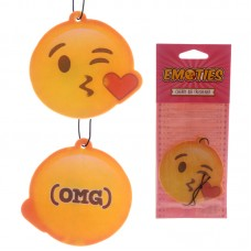 Emotive Blowing Kisses Shaped Cherry Scented Air Freshener