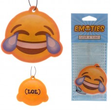 LOL Emotive Shaped Blueberry Scented Air Freshener