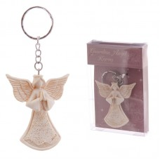 Cute Guardian Angel Keyring in Gift Box
