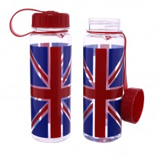 Funky Union Flag Design 500ml Bottle
