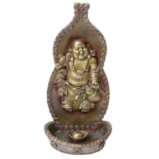 Decorative Buddha Incense Holder Wall Ornament