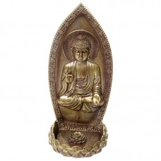 Decorative Thai Buddha Incense Holder Wall Ornament