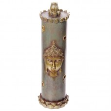 Decorative Thai Buddha Incense Tube