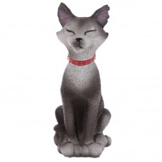 Cute Collectable Sitting Cat Small Figurine