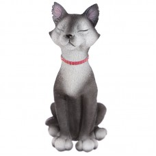 Cute Collectable Sitting Cat Figurine