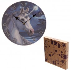 Fantasy Unicorn Design Decorative Wall Clock