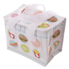 Fun Fast Food Design Lunch Box Cool Bag