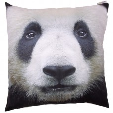 Decorative Panda Print Cushion
