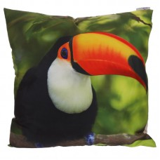 Decorative Toucan Cushion