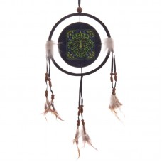 Decorative Fantasy Greenman Dreamcatcher Small