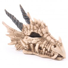 Fantasy Dragon Skull Money Box