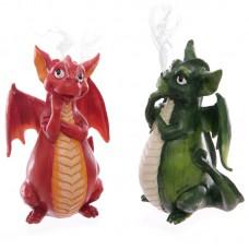 Dragon Incense Burner Fantasy Collectable