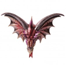 Dragon Head Dark Legends Dragon Wall Plaque