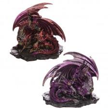 Mother Dragon Dark Legends Dragon Figurine