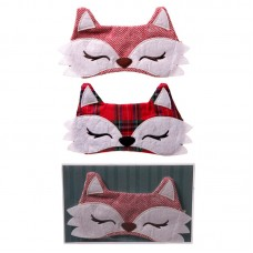 Handy Eye Mask - Cute Fox Design