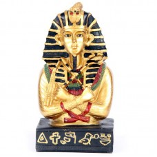 Decorative Egyptian Tutankhamen Bust Ornament