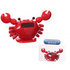 Fun Seaside Crab Solar Powered Pal