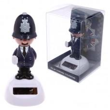 Novelty Policeman Solar Pal
