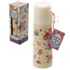 Funky 350ml Flask - Floral Design