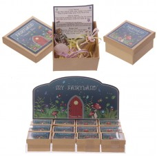 Fun Fairy Treasures Box