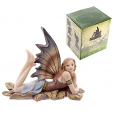 Shades of Autumn Collectable Tales of Avalon Fairy