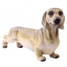 Sausage Dog Garden Ornament