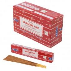 Satya Nag Champa Incense Sticks - Dragon Fire