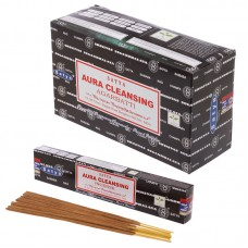 Satya Nag Champa Incense Sticks - Aura Cleansing