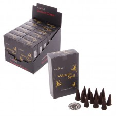 Stamford Black Incense Cones - Wizards Spell