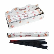 Floral Stamford Hex Incense Sticks