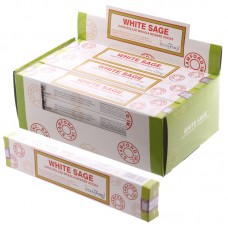 White Sage Stamford Masala Incense Sticks