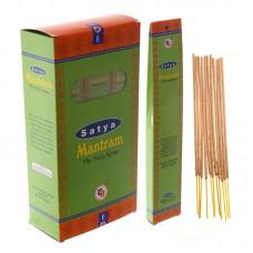 Satya Incense Sticks - Mantram