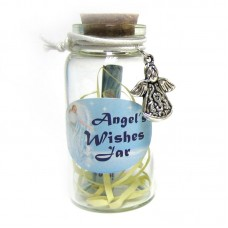 Cute Angel Mini Wishing Jar