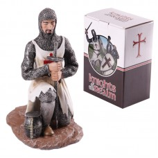 Knights of the Realm Figurine - Kneeling with Sword