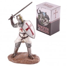 Knights of the Realm Figurine - Attacking with Sword