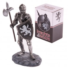 Knights of the Realm Figurine - Black Knight with Axe