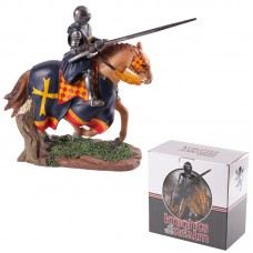Knights of the Realm Figurine - Mounted Carrying Lance