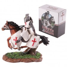 Knights of the Realm Figurine - Riding Carrying Sword