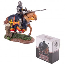 Knights of the Realm Figurine - Riding Carrying Lance