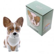 Fun French Bulldog Design Ceramic Money Box