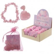 Lovers Rose Quartz Gift Set