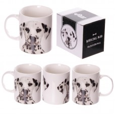 New Bone China Cute Dalmatian Design Mug