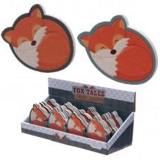 Fun Fox Design Emery Board Nail File